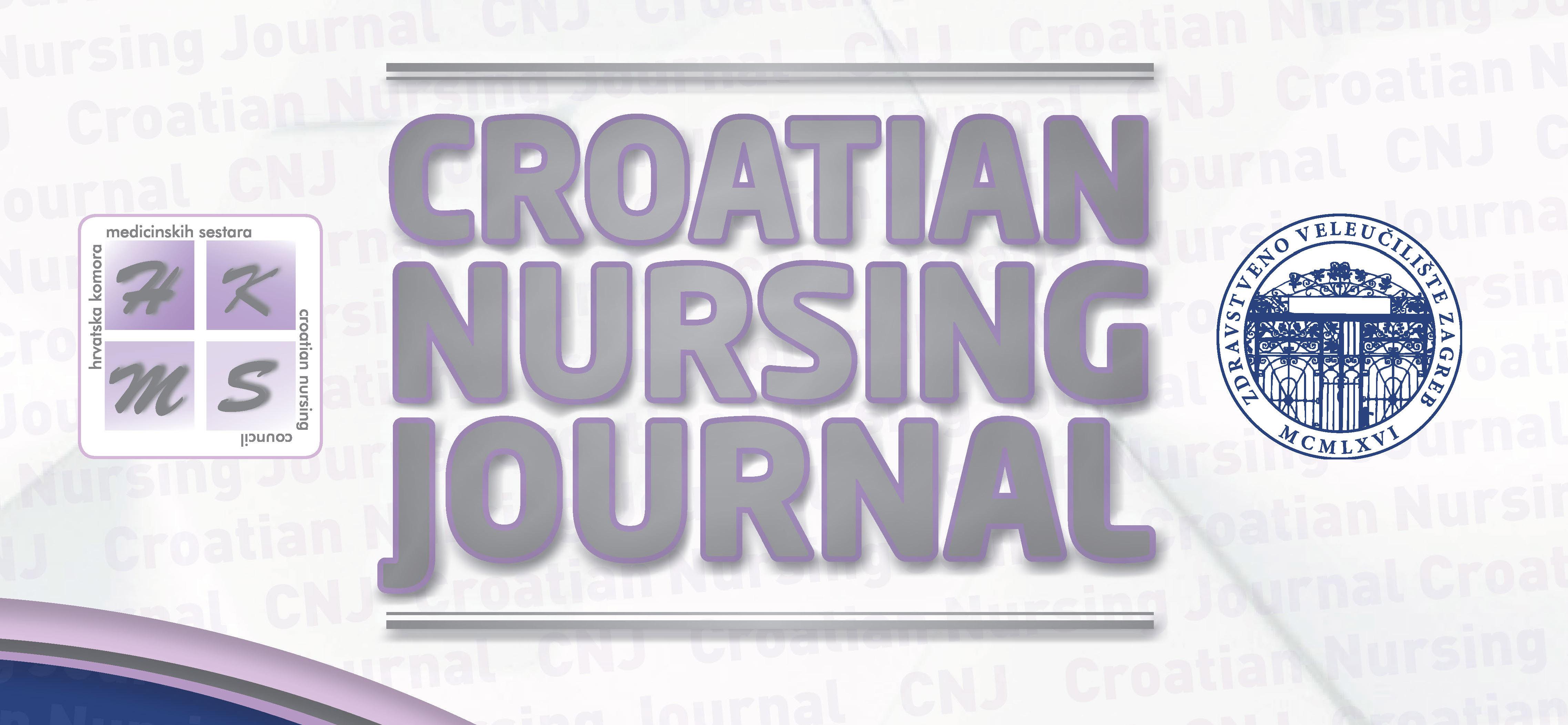 Croatian Nursing Journal
