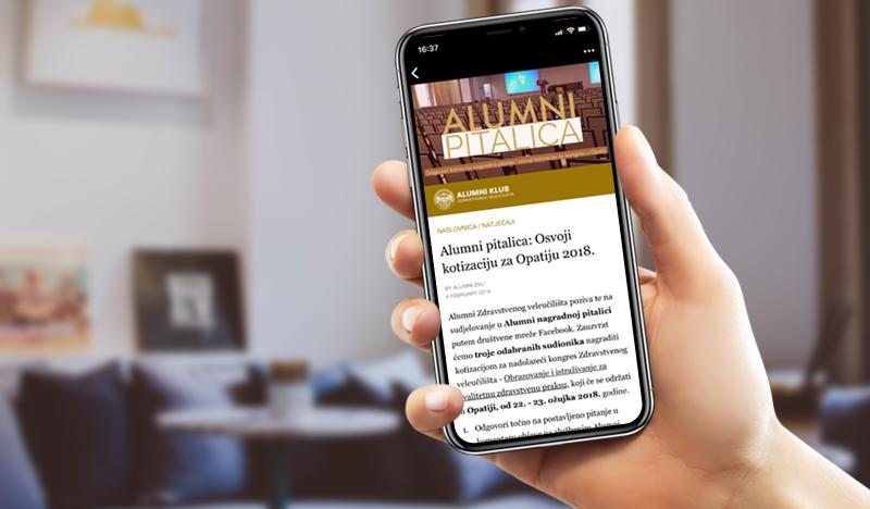 Alumni instant članci