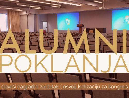 Izabrani pobjednici Alumni zadatka